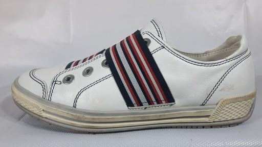 GABOR skórzane buty roz.38 dł.24,5cm S.IDEALNY!
