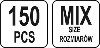 NITOWNICA RĘCZNA NITONAKRĘTEK M3-M12 YATO YT-36128