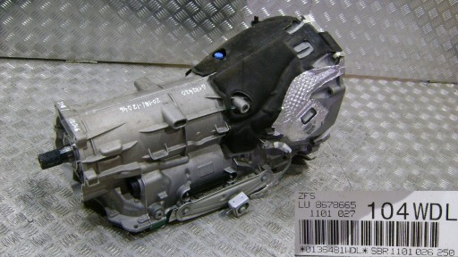 BMW F22 F30 F32 2.0 3.0 i Xdrive коробка GA8HP50X