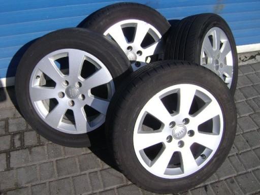 Audi A3 8p Felgi Aluminiowe 16 7531572144 Allegropl
