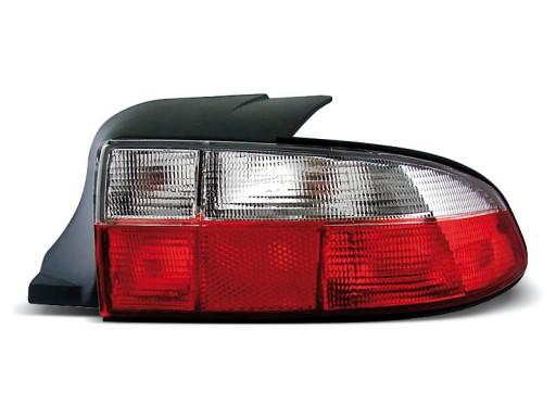 фонарь BMW Z3 1996-99 KRYSTAL RED NOWE