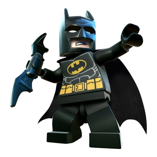 Rewelacyjny NAKLEJKA NA ŚCIANĘ LEGO BATMAN POKÓJ DZIECKA 70cm 7141354321 FR51