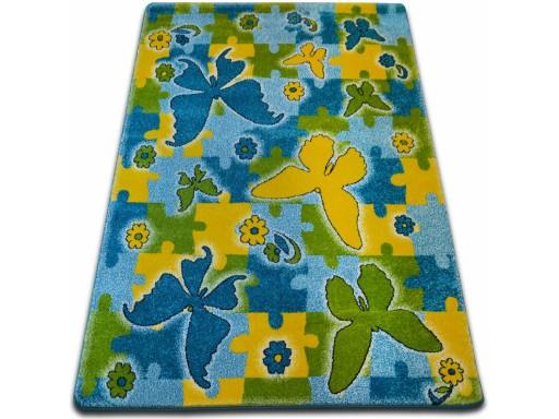 Dywany łuszczów Kids 200x280 Butterfly Gr2307