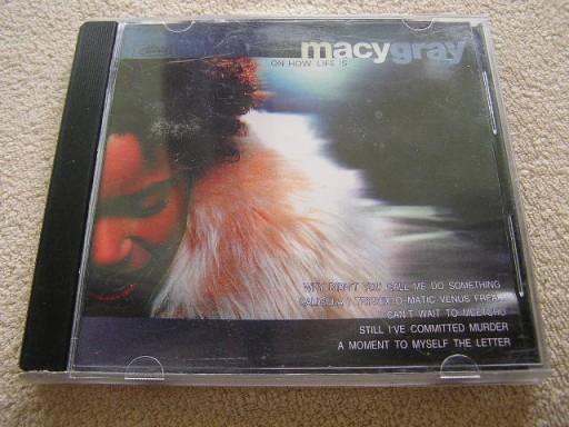 Macy Gray  On How Life Is (CD).59