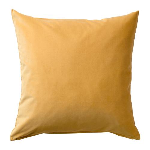 Sanela Poduszka Dekoracyjna 50x50 żółta Ikea