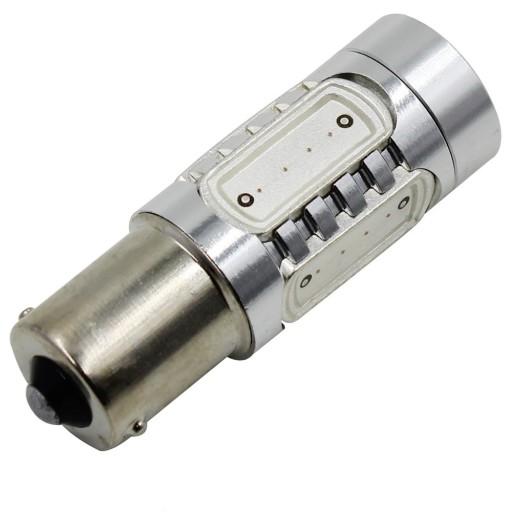 1156 P21W 7,5W COB LED POMARAŃCZOWE kierunki USA 7000038820
