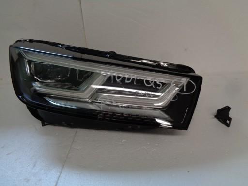 AUDI Q5 18- FULL LED MATRIX фара правая 80A941036