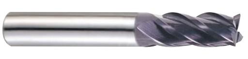 Frez NFPa fi 10 palcowy węglikowy 4-ostrzowy