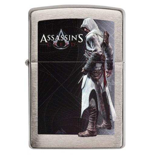 Zapalniczka Zippo Assassin S Creed W Wa Assassins 7460880663