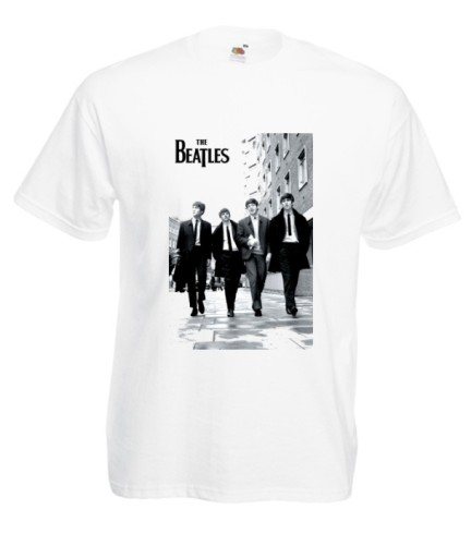 7f5581ffd4 XXL KOSZULKA MĘSKA THE BEATLES Lennon WZOR 7355468029 - Allegro.pl ...