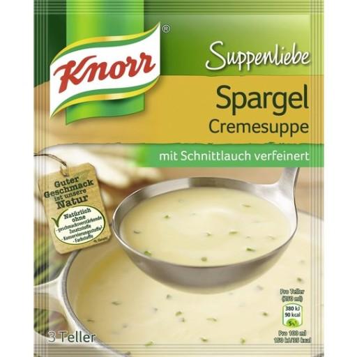 Knorr Zupa Szparagowa Ze Szczypiorkiem 7416538467 Allegro Pl