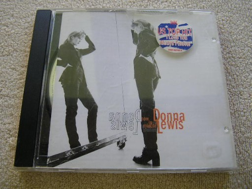 Donna Lewis - Now In A Minute (CD).44