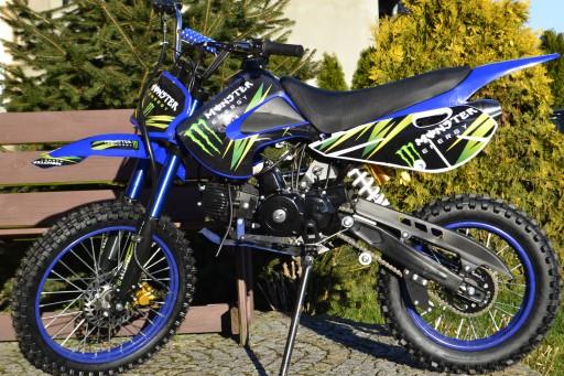 Cross 125 Loncin Duza Rama Starter El Wysylka 10080203787 Allegro Pl