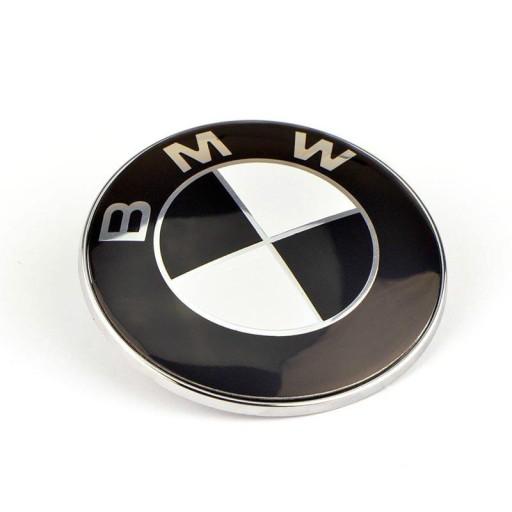 BMW 82mm EMBLEMA VARIKLIO DANGTIS (KAPOTAS) LT LOGO