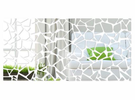 Lustro Dekoracyjne Akrylowe Broken Mirror 140 Cm