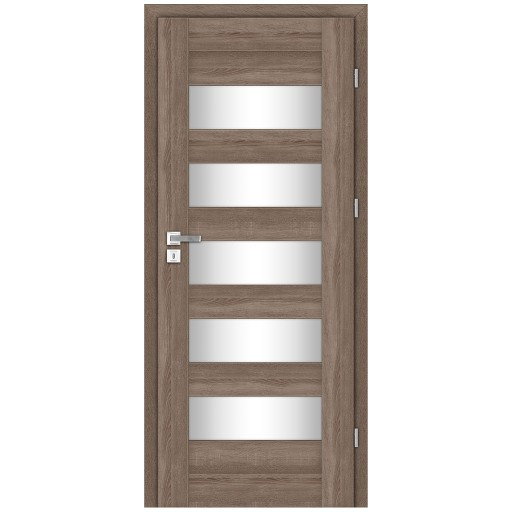 Drzwi Wewnętrzne 80 Na Ościeżnica Sofi 2 Klasa