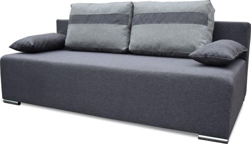 Kanapa Z Funkcją Spania Sofa Rozkładana Bird Ecco