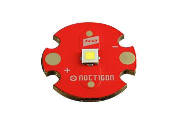 LED Cree XP-L HI V3 3C 4750-5000K Noctigon miedź