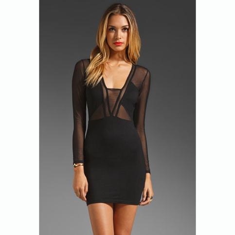 1792d559fab4 TANIA MAŁA CZARNA sukienka Sexy S M ASOS H M 7779844234 - Allegro.pl