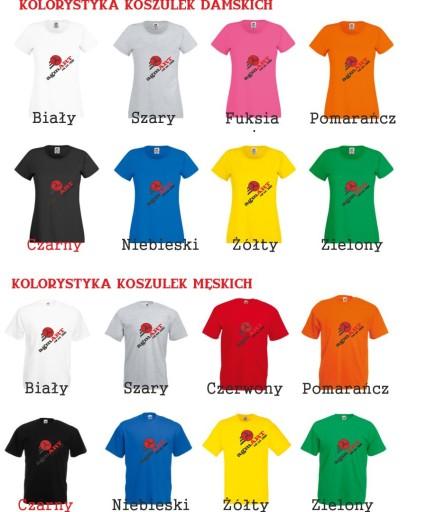 8b6722a1a śmieszne koszulki na URODZINY 18 20 30 40 50 60 7664742888 - Allegro.pl