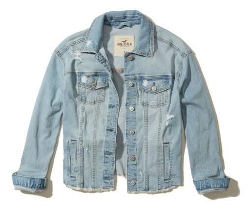 jeansowa kurtka damska xs allegro