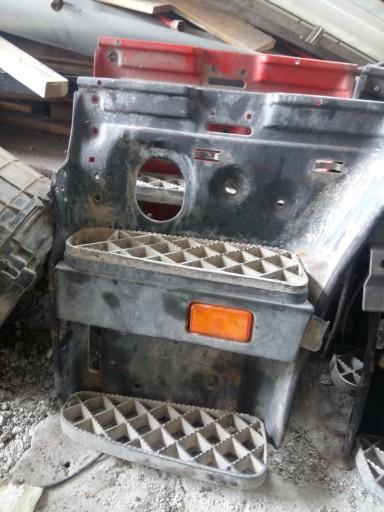 Scania 4 Stopnie Stopnica Schodki