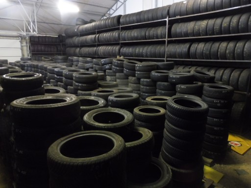 TIRES SUMMER USED 195/55R16 MOUNTING FREE OF CHARGE !!!