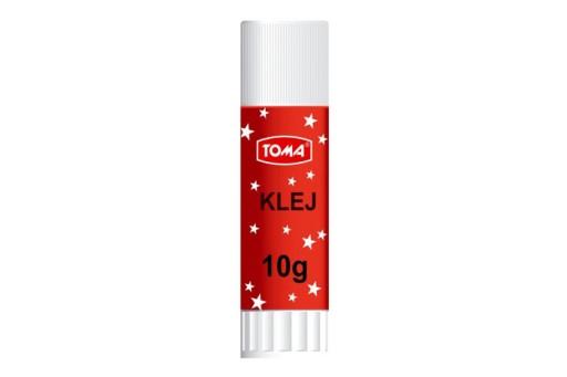 K208 KLEJ W SZTYFCIE TOMA 10 GRAM t1k