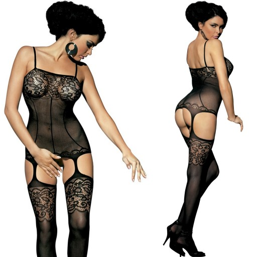 78aaa0f06ff OBSESSIVE F204 Sexy Body Bodystocking S M L Super! 7312933762 ...