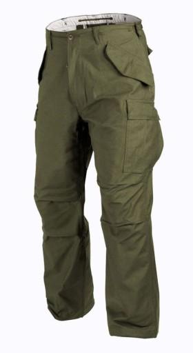 Spodnie,Bojówki M65,M 65 Nyco Helikon rozmiar M