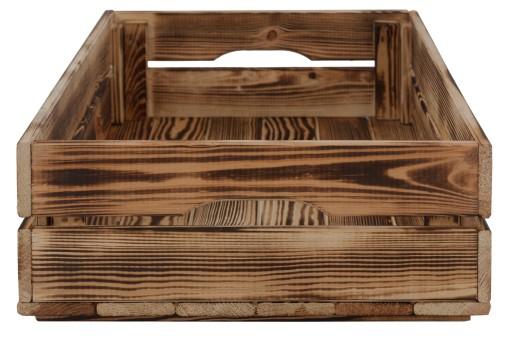 Skrzynka skrzynia drewniana SD-2-60x40 POSTARZANA