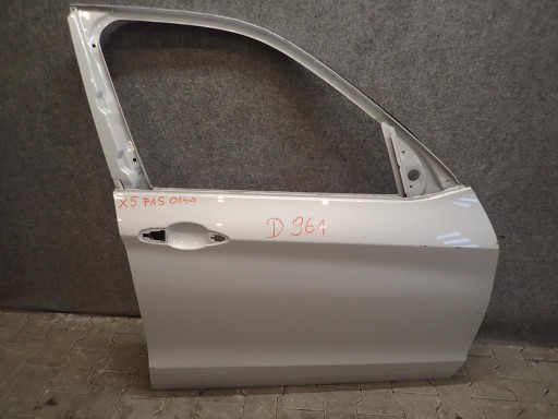 Drzwi przód przednie prawe BMW X5 F15 014-