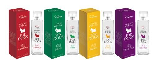 Perfumy DLA PSA (Over Zoo): OWOCE LEŚNE (100 ml)