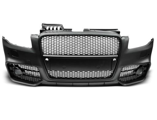 Zderzak Przedni Audi A4 B7 05 08 Sport Look Black 6715944781
