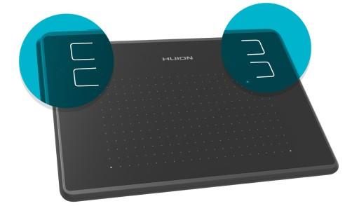 Tablet Graficzny Huion H430P 4096 stopnie nacisku