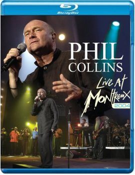 PHIL COLLINS LIVE AT MONTREUX 2004 BLU-RAY blu-max