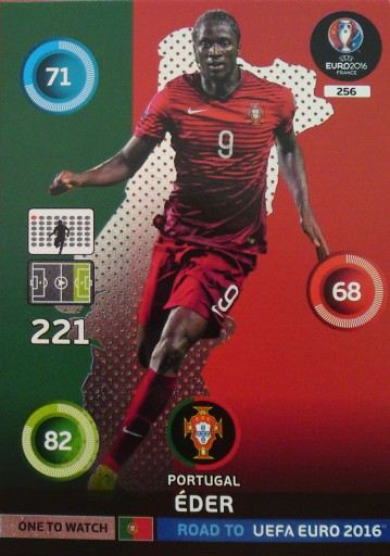 Road To Uefa Euro 2016 Eder One To Watch 256 9677228734 Allegro Pl