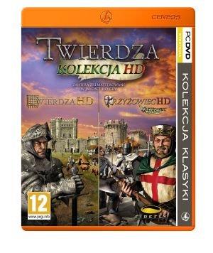 TWIERDZA HD + TWIERDZA KRZYŻOWIEC HD PC PL NOWA