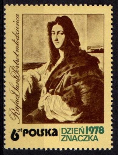 POLSKA Fi. 2434 ** - DZIEŃ ZNACZKA 1978r.