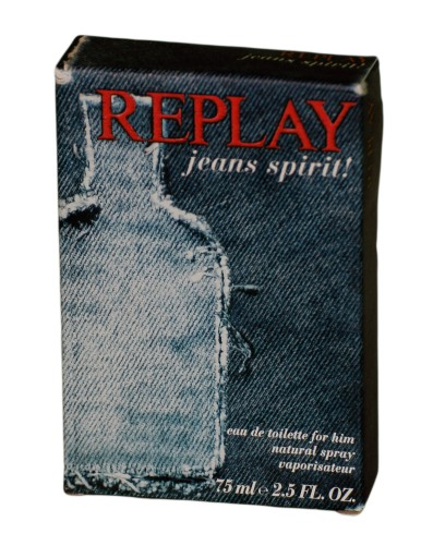 replay jeans spirit! for him