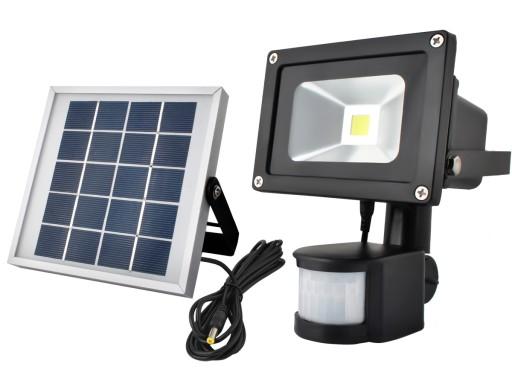 lampy solarne zewnętrzne z czujnikiem ruchu allegro