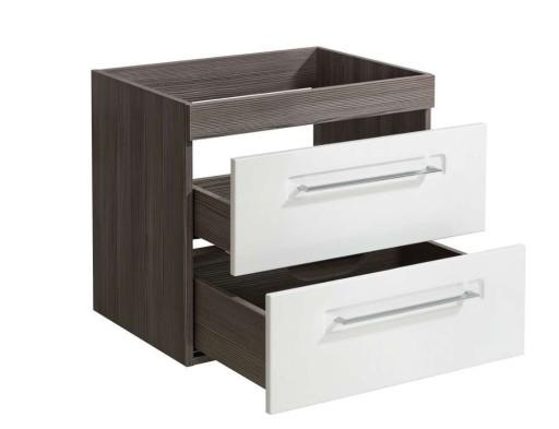 szafka łazienkowa COSMO umywalka ceramiczna 60 x47