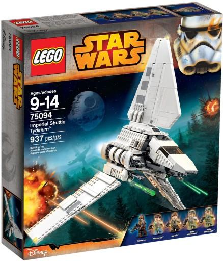 Lego Star Wars 75094 Prom Imperium Tydirium Klocki 6933473732