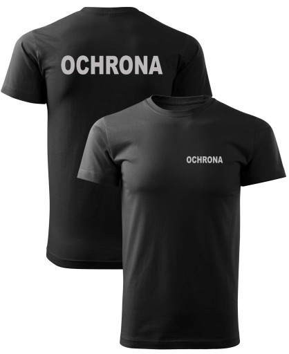 T shirt Męski bezrękawnik czarny | Hurtownia podkoszulków