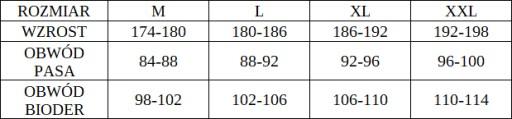 KALESONY MĘSKIE 4862 HENDERSON 100% bawełna - XXL