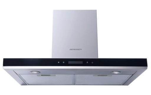 Okap Kuchenny 60cm Kominowy T2 Berdsen 7758315010 Sklep Internetowy Agd Rtv Telefony Laptopy Allegro Pl