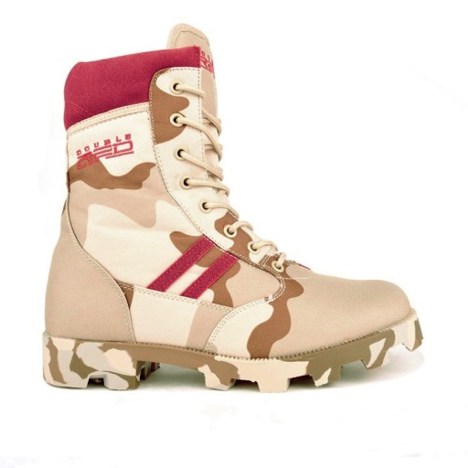 Buty DOUBLE RED Red Jungle Desert Camo rozm.46