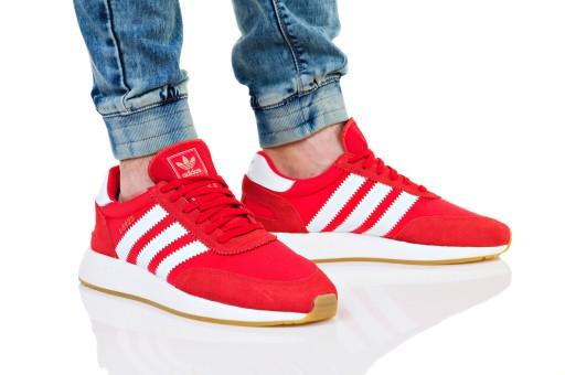 Buty adidas męskie i 5923 czerwone bb2091 Galeria zdjęć i