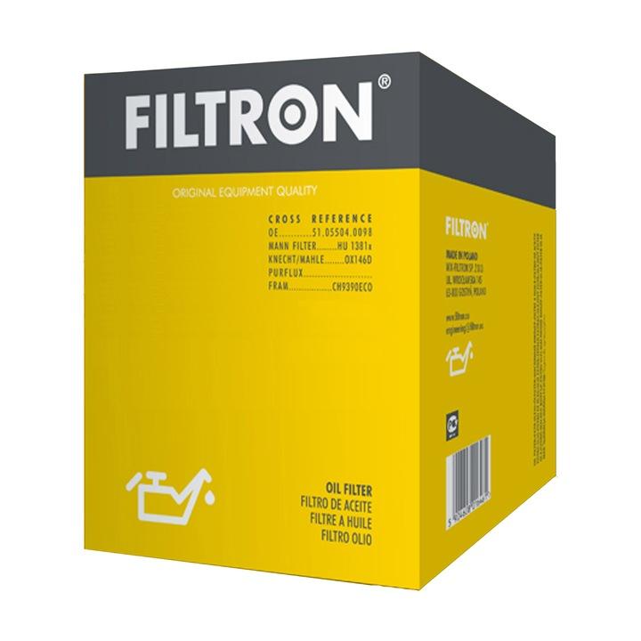 Filtre à huile Filtron op525