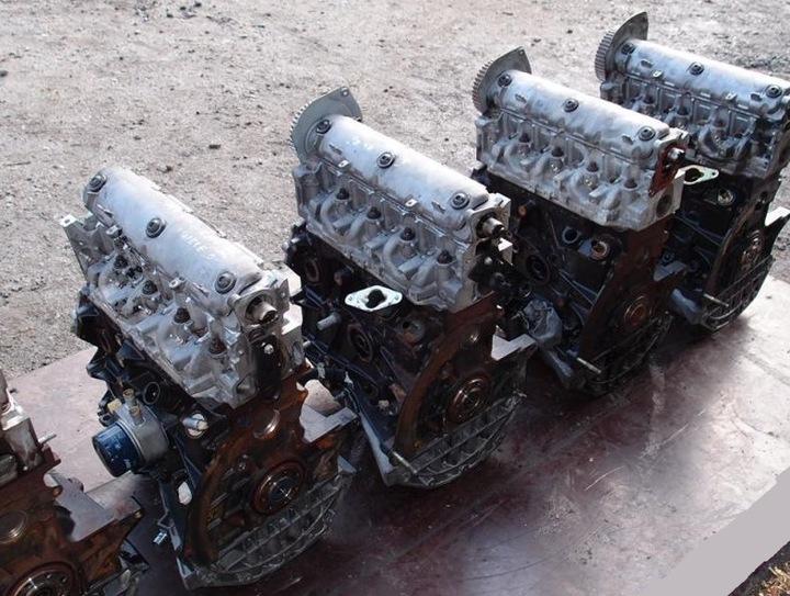 двигатель 1.9 dci cdti renault trafic opel vivaro4 - фото